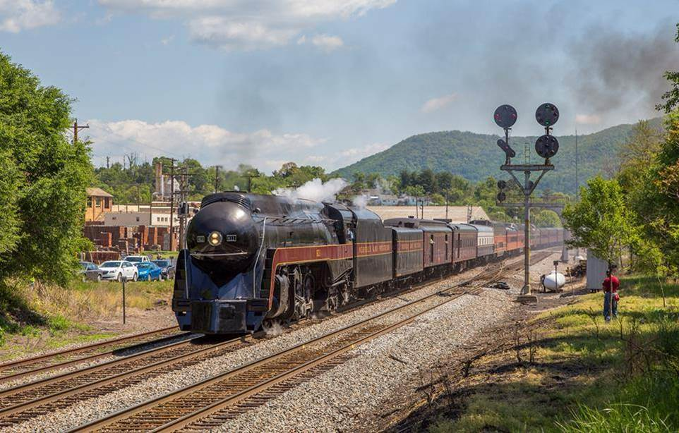 Norfolk Southern 2016 Steam Excursions